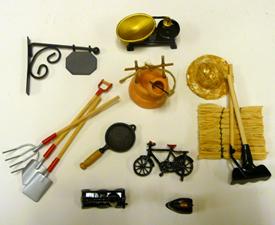 Productos de manualidades y bellas artes todos los - Como hacer casas en miniatura ...